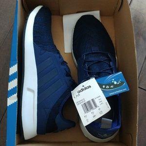 Men's Adidas XPLR Dark Blue Size 10 New